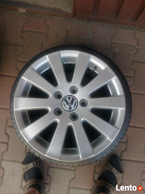 Felgi VW 5X112 Et45 7J TYCHY