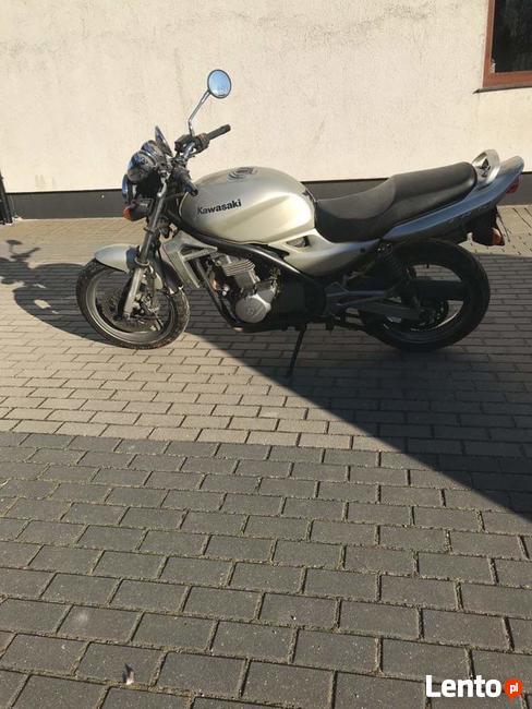 Motor Kawaski ER 500A