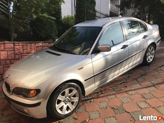 BMW 3 sedan diesel klimatyzacja alufelgi ! ! !