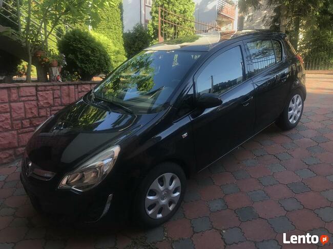 Opel Corsa 1.2 benzyna + gaz klimatyzacja czarna ! ! !
