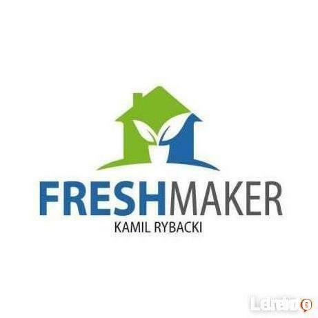 Fresh-Maker - Czyszczenie Ozonowanie Mieszkań po Zadymieniu