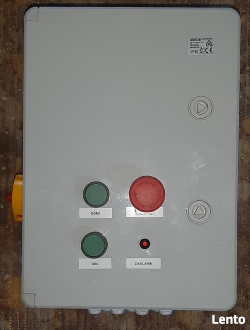 Sterownik do podnośnika kolumnowego - 2 silniki (wymiana)