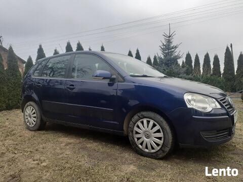 Volkswagen Polo/ 2007r/ 1.4TDI