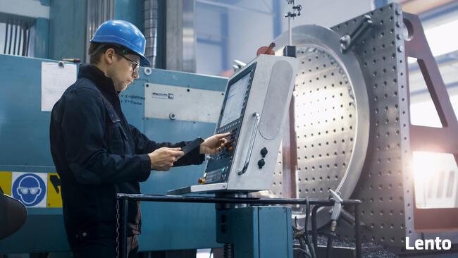OPERATOR GIETARKI CNC praca w Lipsku od zaraz!