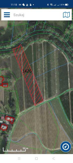 Wydzierżawię pole 30 arów Kielnarowa obok Rzeszowa