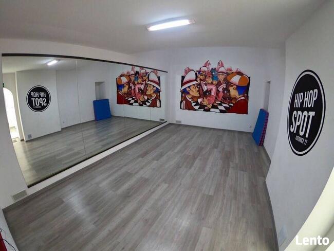 Sala taneczna / sala fitness w centrum Katowic / wynajem sal