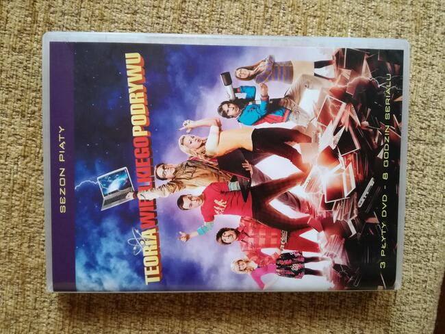 Filmy na DVD stan idealny
