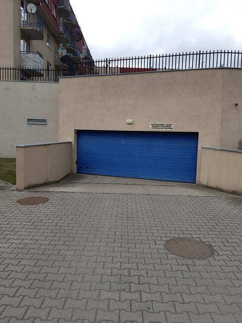 Wynajmę miejsce parkingowe w garażu podziemnym.