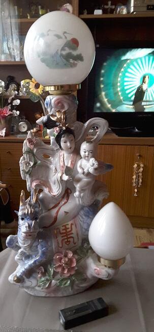Lampa orientalna w stylu wschodnim
