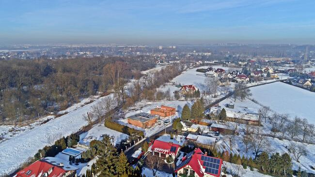 Nowe mieszkanie z ogródkiem Nowa Huta/ Mogiła