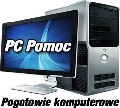 Serwis komputerowy, pogotowie informatyczne - PC Pomoc