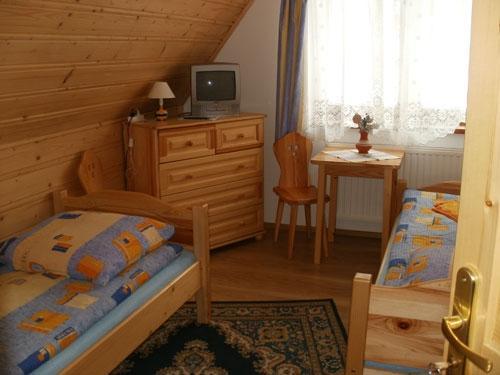 Nowy pensjonat blisko Krupówek