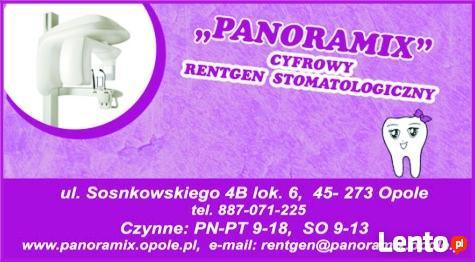 Cyfrowy Rentgen Stomatologiczny Panoramix