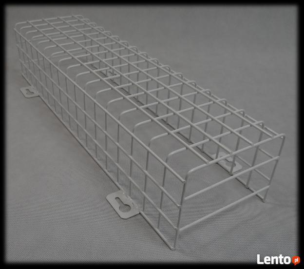 Kratka siatka ochronna lampy oprawy 2x18W - PRODUCENT
