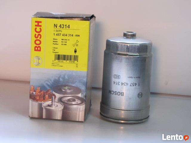 Nowy filtr paliwa Bosch N 4314