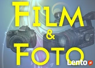 FILM + FOTOGRAFIA ŚLUBNA – 2700zł