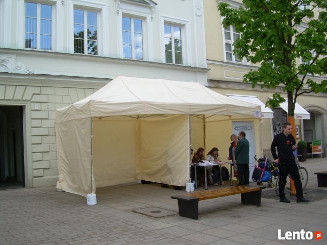 Zupełnie nowe Namioty ogrodowe, namioty Warszawa, wypożyczalnia namiotów, Warszawa YW33