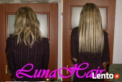 Przedłuzanie i zageszczanie włosów-14 metod Gdańsk i