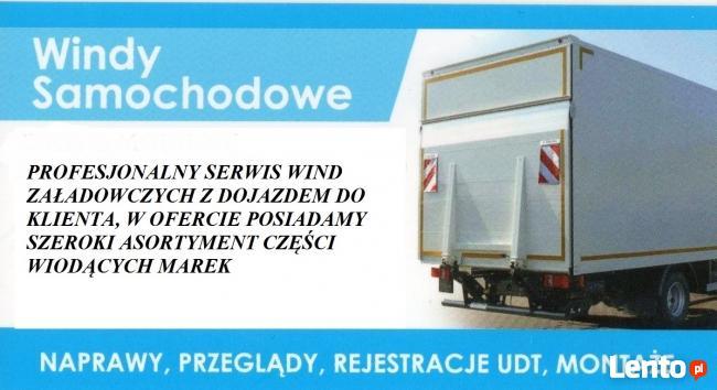 Unikalne serwis wind załadowczych samochodowych części do wind pilot Rzeszów DB87