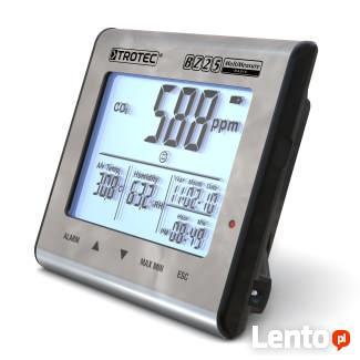 Monitor CO2 BZ25 Niemiecka jakość Trotec