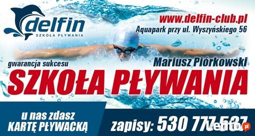 Nauka Pływania Mińsk Mazowiecki