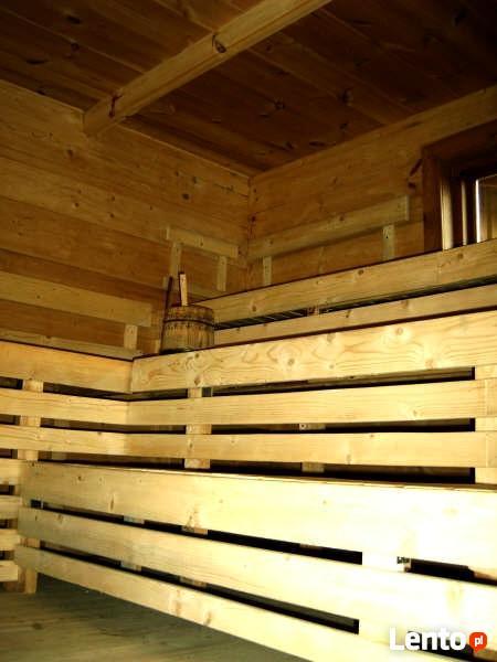 BAMBUSERIA Kampinos- agroturystyka,domek letniskowy,sauna