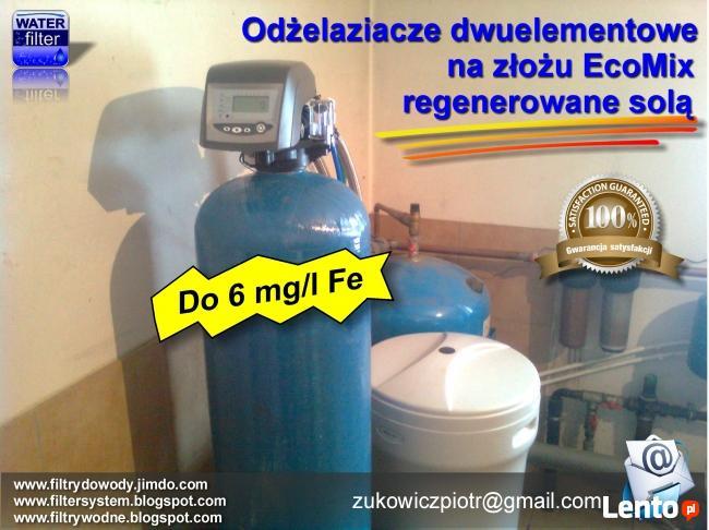 Uzdatnianie wody, Filtry do wody Zielona Góra, Lubuskie