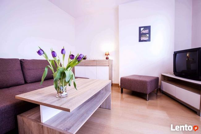 Apartament Świat Turysty Gdynia z tarasem (turystycznie)
