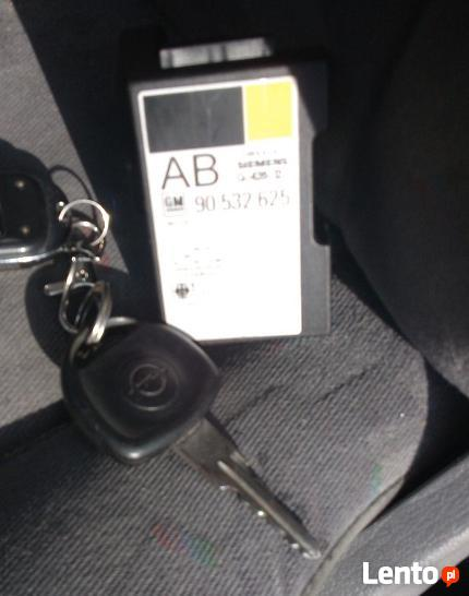 Immobilizer Pętla Opel Corsa B