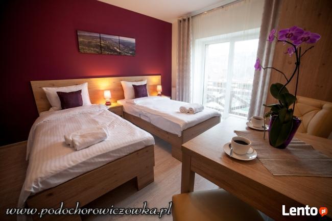 Noclegi w Wiśle, nowe pokoje 2 osobowe Wisła HIT!