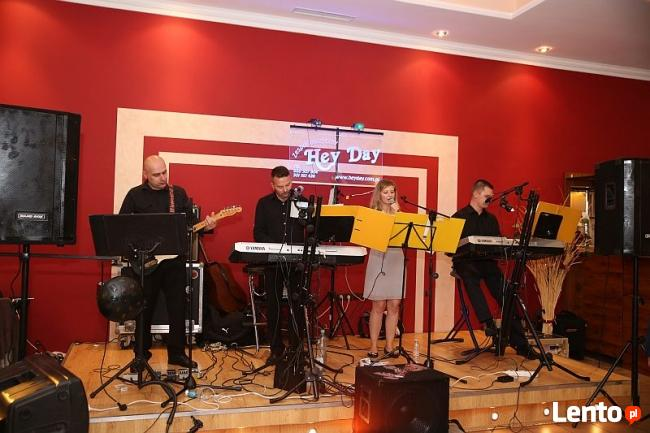 HeyDay - zespół muzyczny na każdą okazję. . .