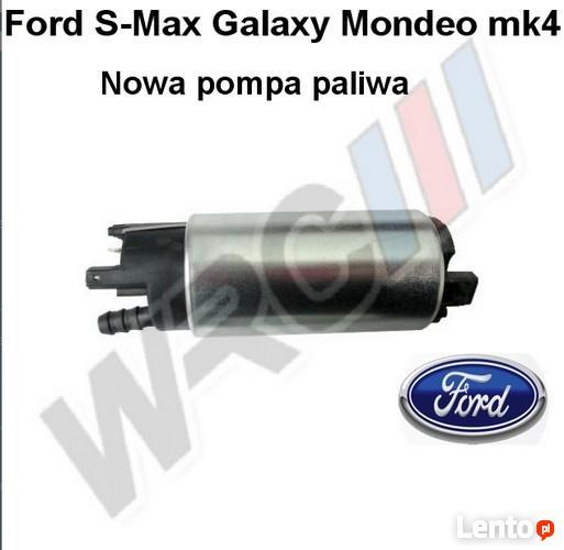 Pompa paliwa Ford Galaxy S-Max Mondeo IV 1.6Ti 2.0, 2.3 NOWA