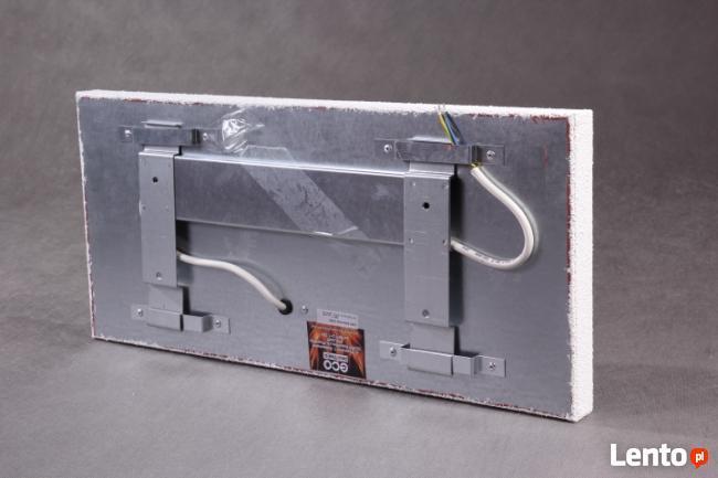 POLSKI GRZEJNIK! Wydajny i ekologiczny panel grzewczy 650W