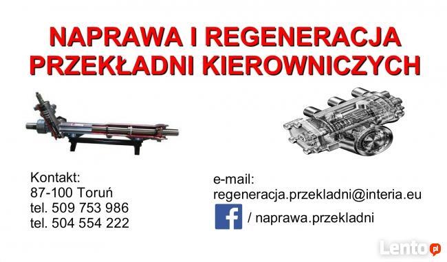 Naprawa (regeneracja) przekładni kierowniczych