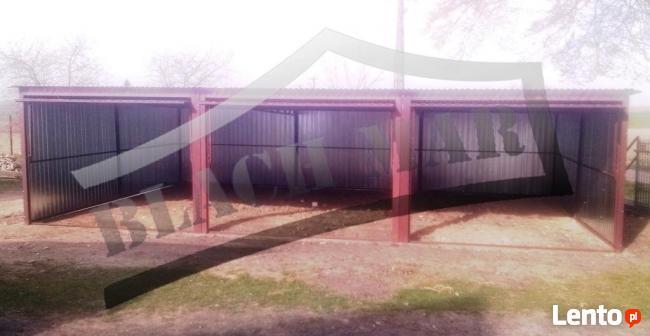 Garaż Blaszany 9x6 PRODUCENT