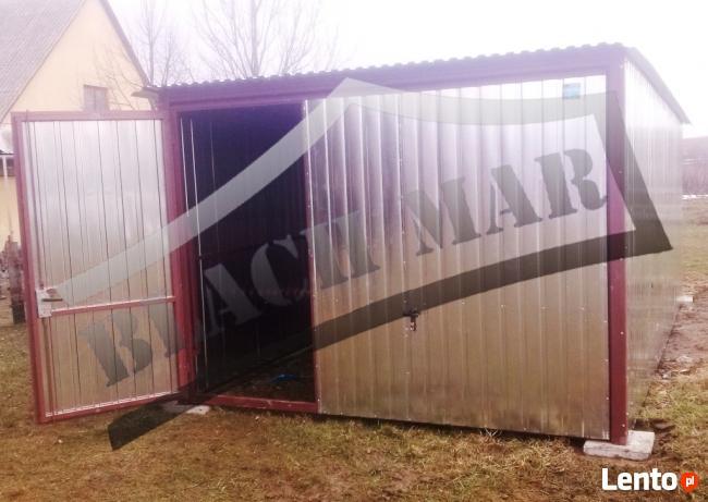 Garaż Blaszany 3x5 promocja!!! PRODUCENT