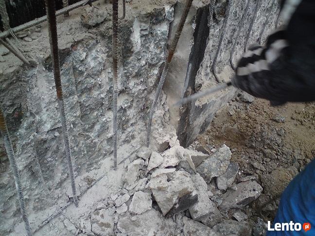 Wiercenie otworów w betonie Ciechanów