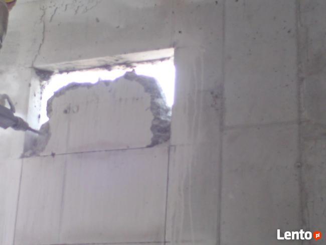 Wiercenie otworów w betonie technika diamentowa Płońsk