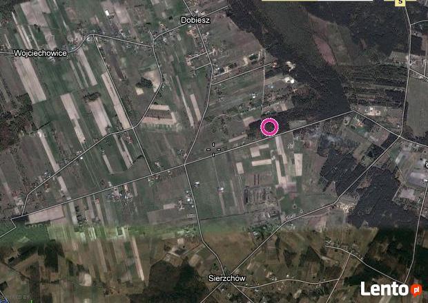 Działka rekreacyjna 30km za Warszawa 3800m2