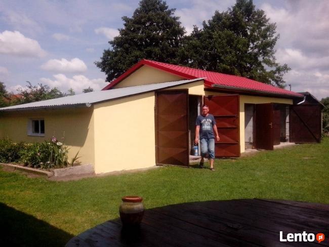 Dom w Łysinach
