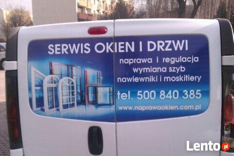 Naprawa,serwis okien i drzwi Kraków tel 500840385