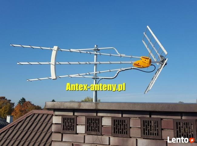 Montaż anten naprawa regulacja Otwock,Józefów,Falenica