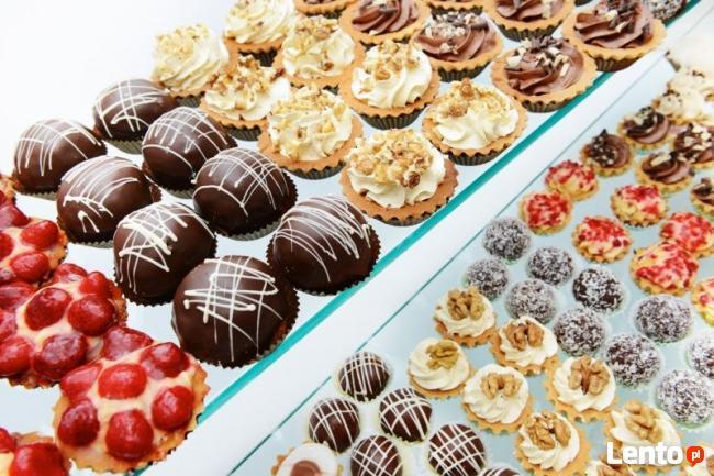 Promocja Torty weselne, ciasta, paczki dla gości Cukiernia