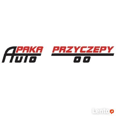 Wypożyczalnia przyczep samochodowych - AUTO PAKA