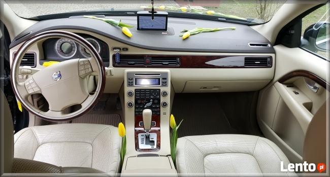 Auta na śluby wesela Opoczno Volvo S80 V8 Honda Legend V6