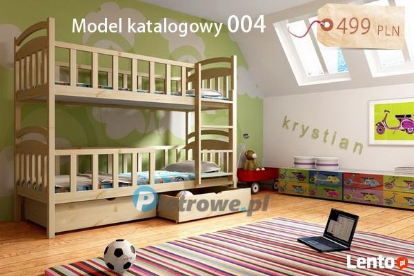 Łóżko piętrowe idealne dla dzieci BEZPIECZNE! CAŁA POLSKA