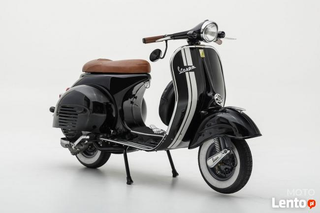 Piaggio Vespa - skup skuterów od 125ccm
