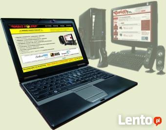 Serwis komputerowy, usługi informatyczne, naprawa laptopów