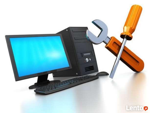Serwis sprzętu komputerowego - Komputery Stacjonarne,Laptopy