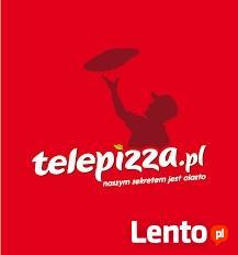 Dostawca pizzy w TELEPIZZA Mikołów